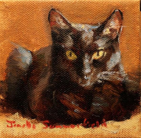 Jonelle Summerfield, Alfred
