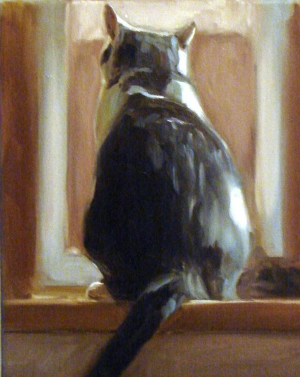 Jonelle Summerfield, Looking out the Window