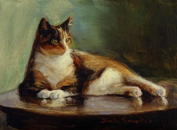 Jonelle Summerfield, The Princess