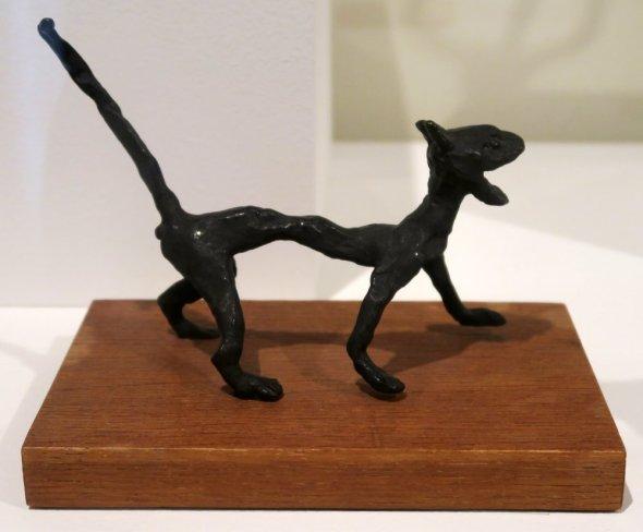 Cat, Bronz, Alexander Calder