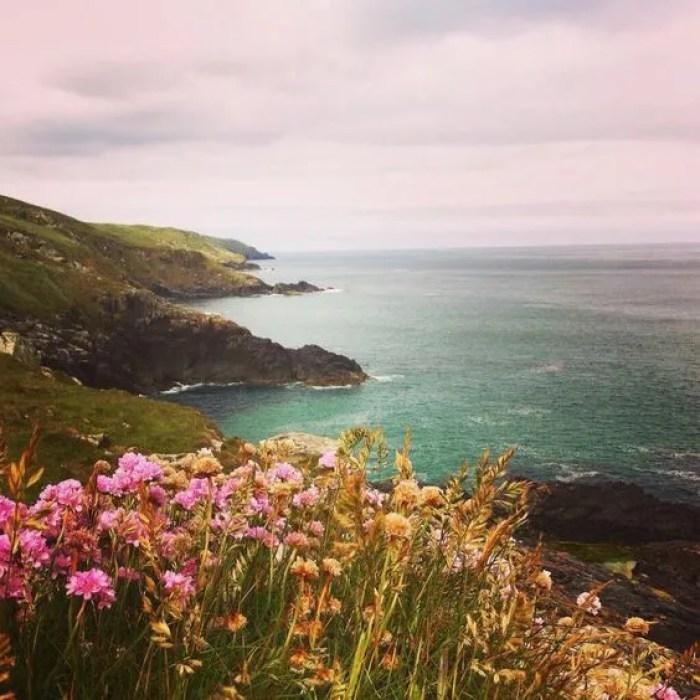 Cornish coastpath