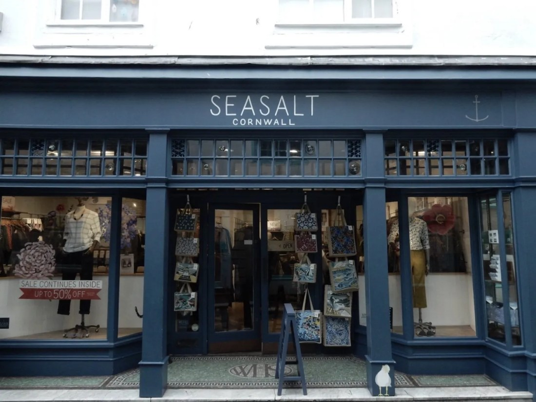 Seasalt Shopfront