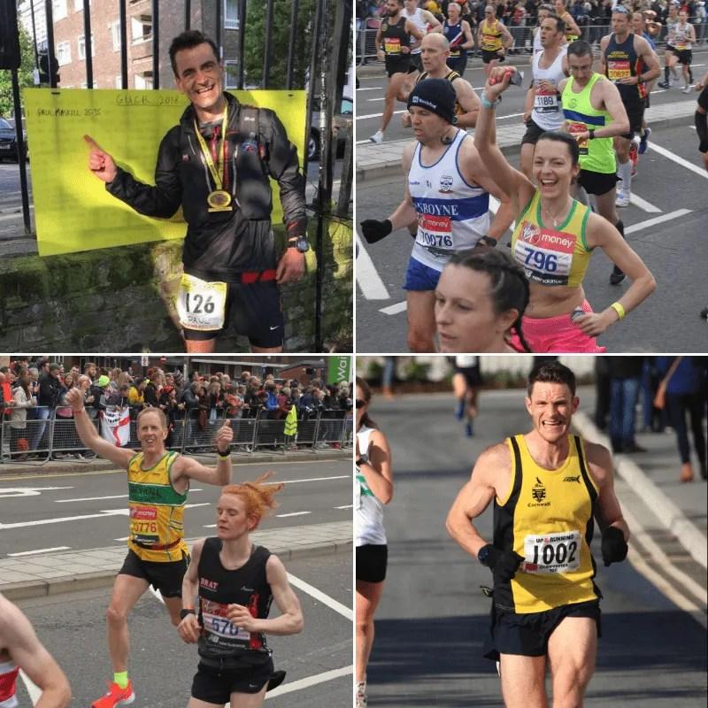 Elite Runners Cornwall Run Faster