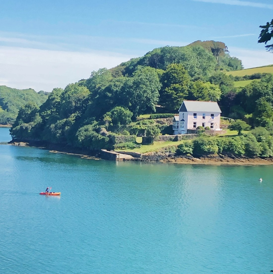 A house on the River Fal