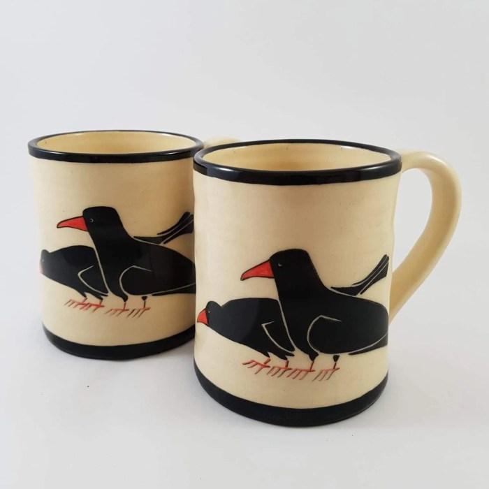 Two mugs Penn Boylan