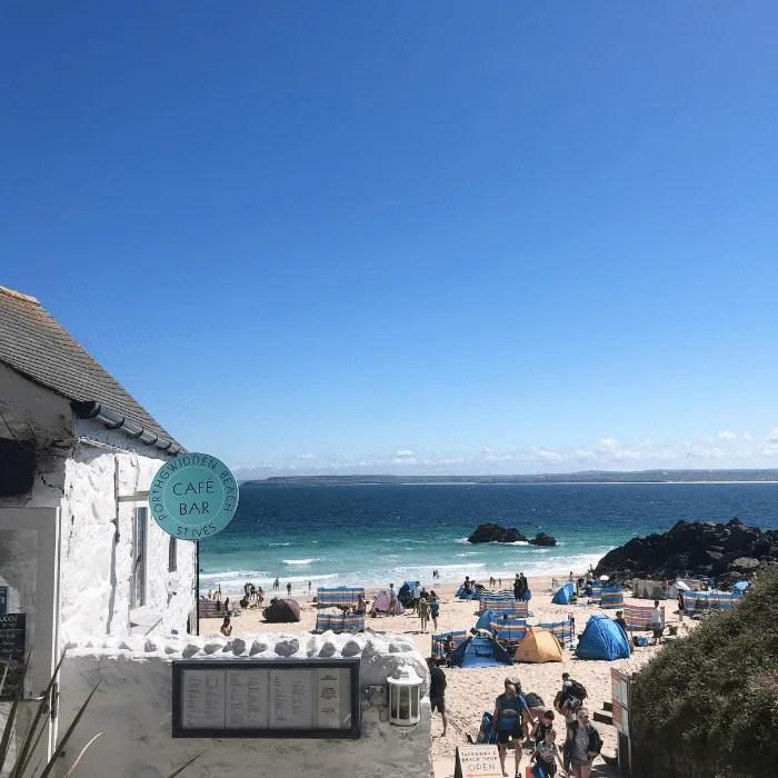 Porthgwidden Beach St Ives