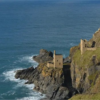 Botallack Tin Mine Cornwall
