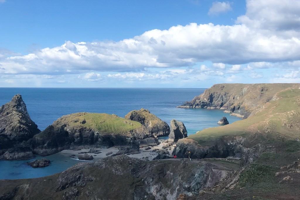 Asparagus Island Cornwall