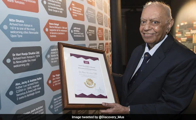 India-Origin Man Among 1st In World To Get Covid Vaccine, Says 'My Duty'