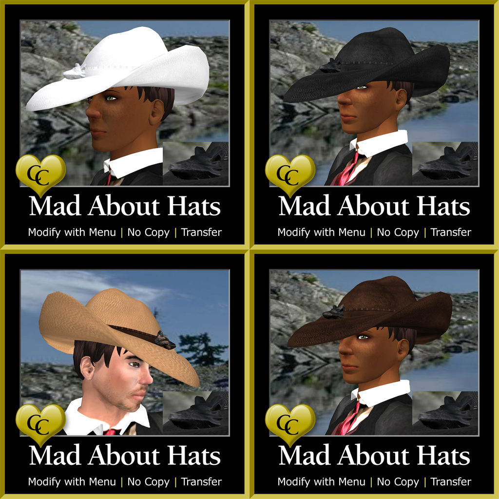 MAH Lone Wolf Cowboy Hats