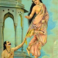 3. Pururava and Urvashi - A Tragic Love Story