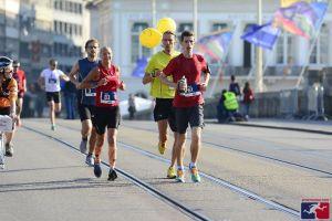 Basel Marathon 1. runde