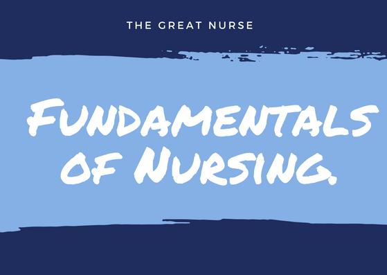 fundamentals of nursing review