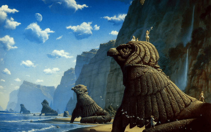 roger dean the great order 1