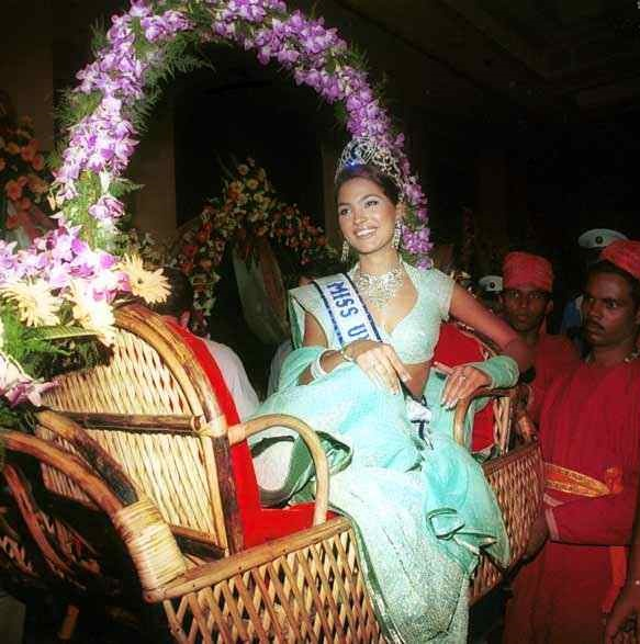 Lara's success was highly celebrated in India