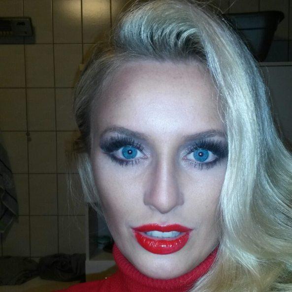Alina Moch from Germany