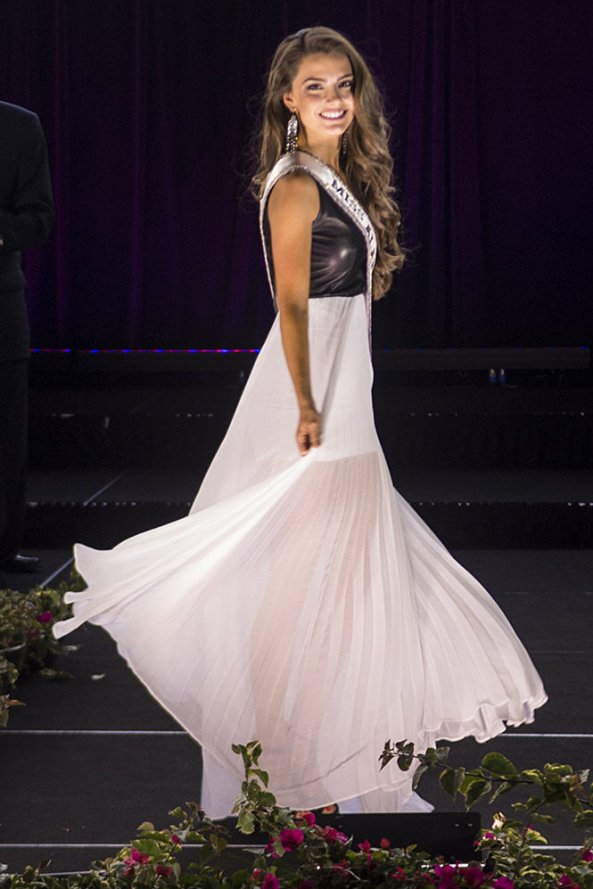 Jesica Ahlberg, Miss Alabama USA 2014