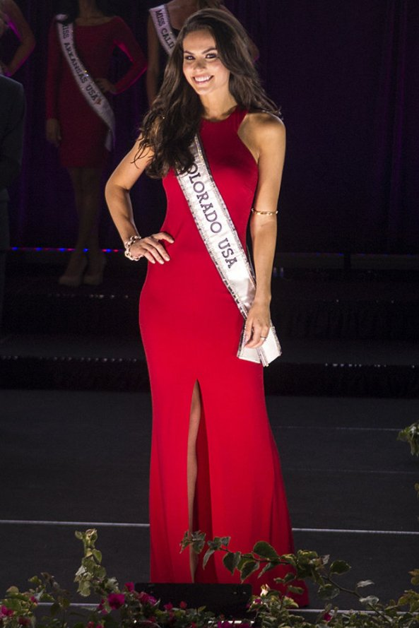 Eleanna Livaditis, Miss Colorado USA 2014