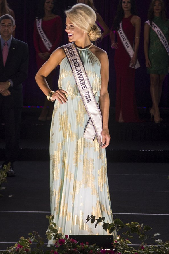 Kelsey Miller, Miss Delaware USA 2014