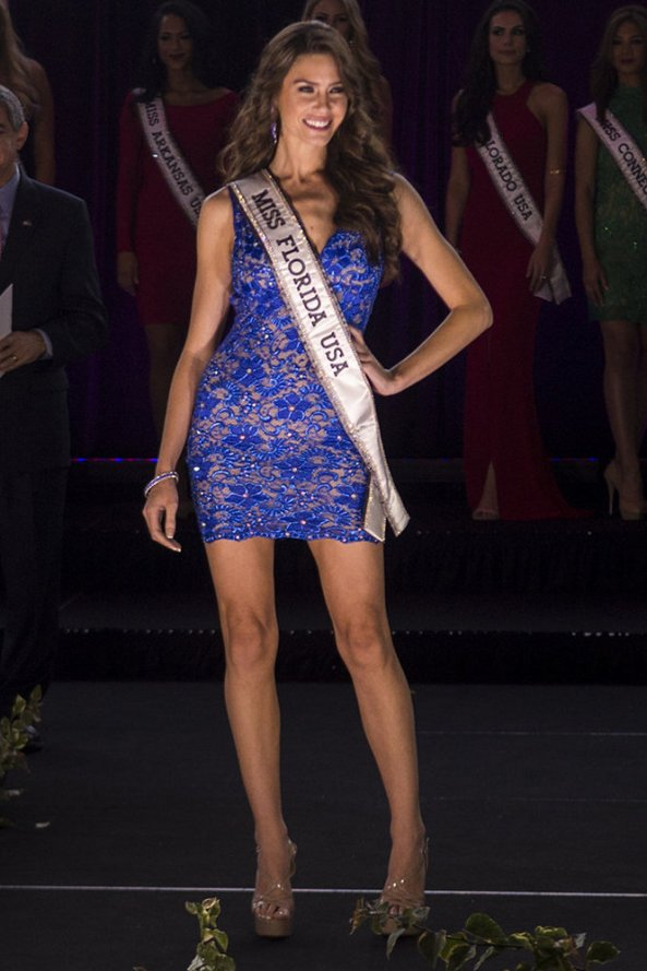 Brittany Oldehoff, Miss Florida USA 2014