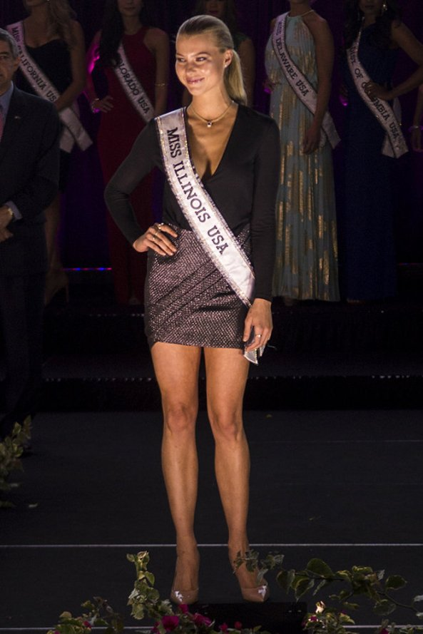 Lexi Atkins, Miss Illinois USA 2014