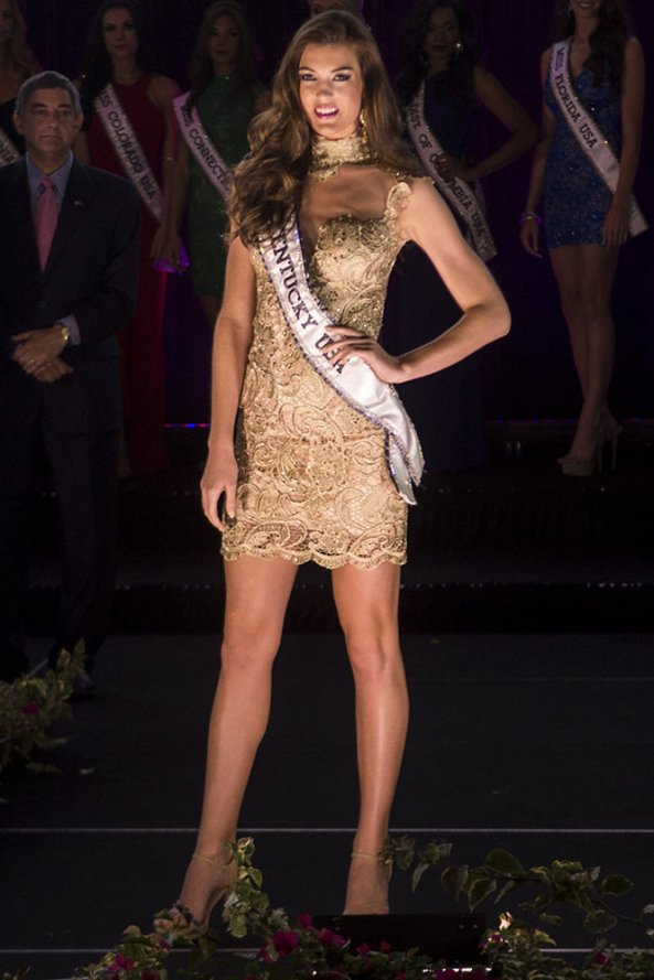 Destin Kincer, Miss Kentucky USA 2014