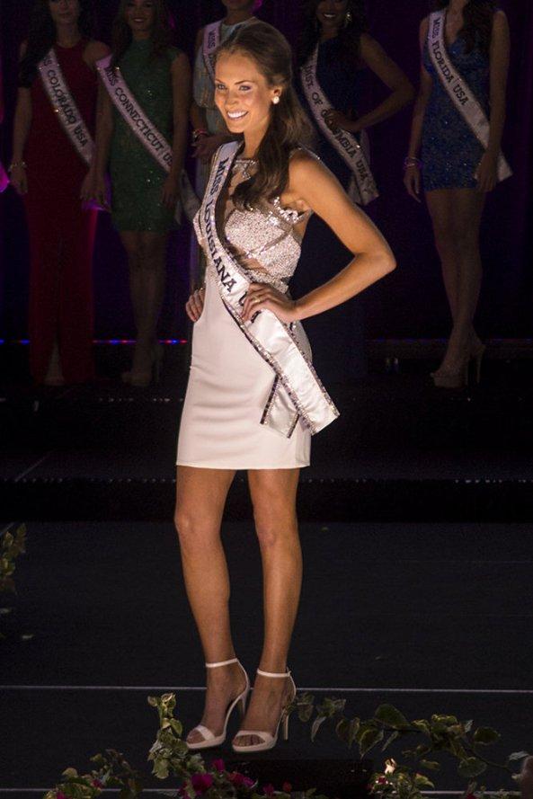 Brittany Guidry, Miss Louisiana USA 2014