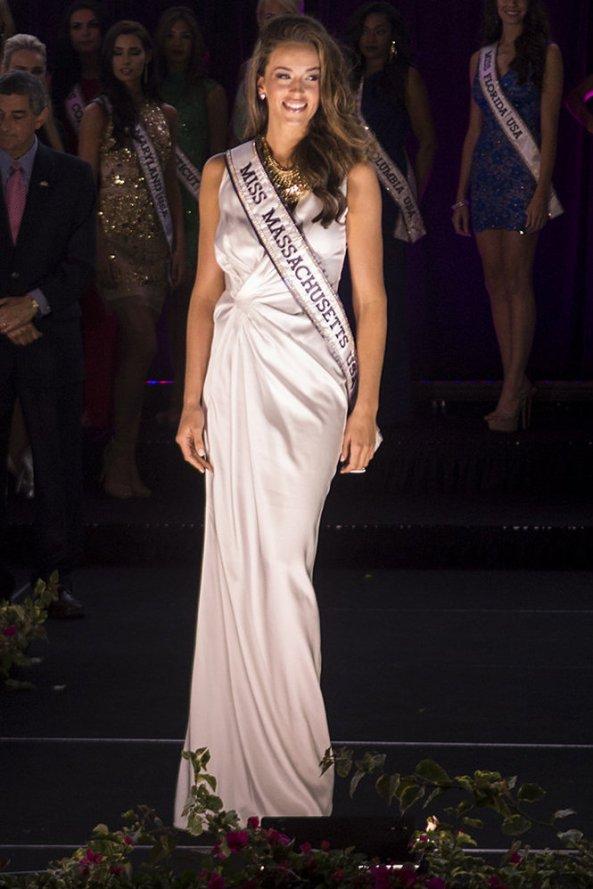 Caroline Lunny, Miss Massachusetts USA 2014