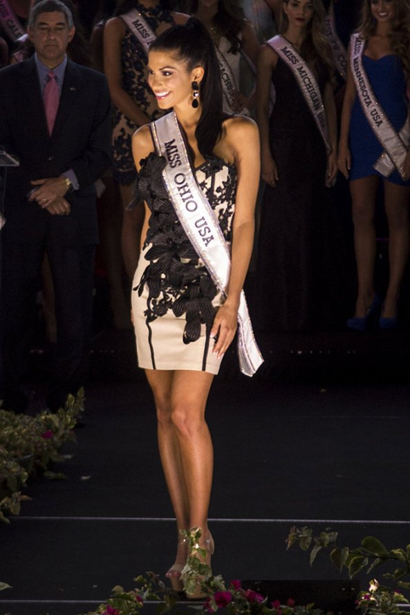 Madison Gesiotto, Miss Ohio USA 2014