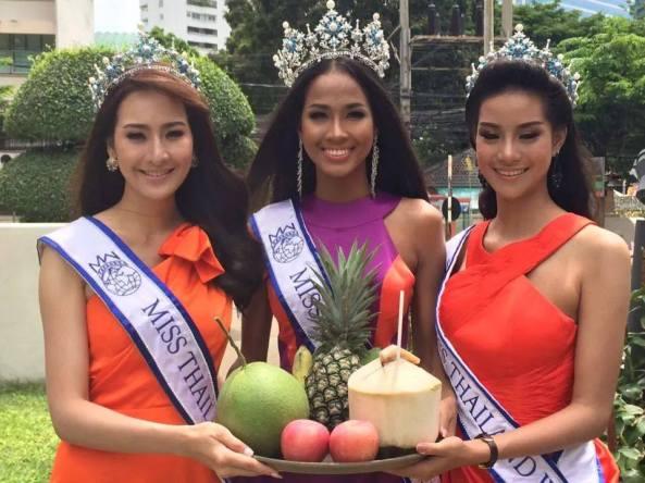 Maeya Nonthawan Thongleng ~ Miss Thailand World 2014