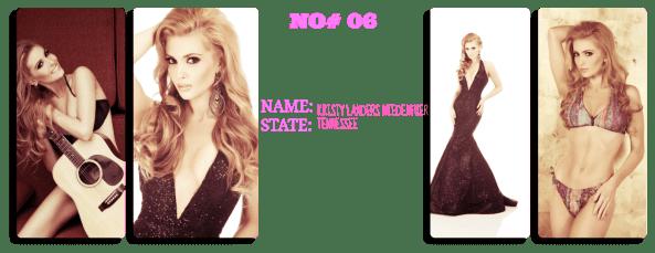 Miss  TennesseeUSA 2014 ~  Kristy Landers Niedenfuer