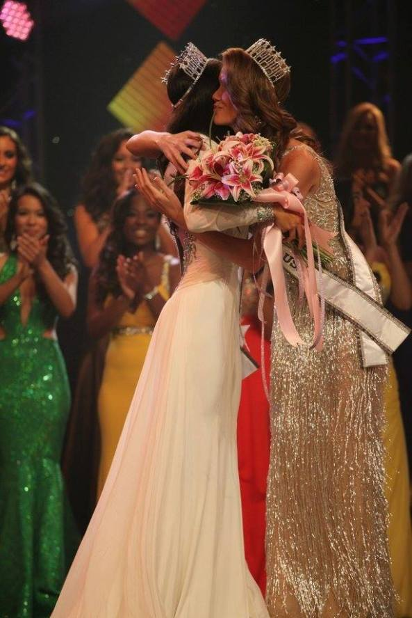 Ashleigh Lollie was crowned Miss Florida USA 2015