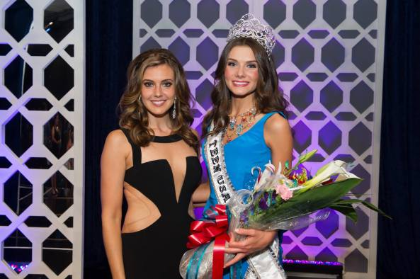 K. Lee Graham with Miss USA 2013 Erin Bradly