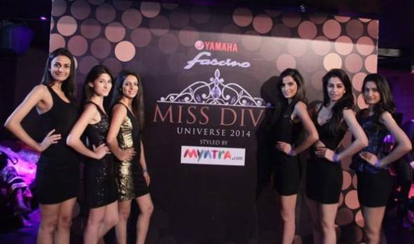L - R Aishwariya Singh, Sheen Dass, Apurva Sharma, Hida Siddique, Sneha Malviya and Priyanka Khatri