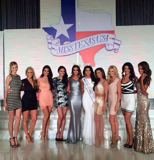 FORMER MISS TEXAS WINNERS