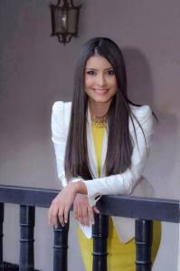 Señorita Boyacá* Laura Katherine Orjuela Holguín.