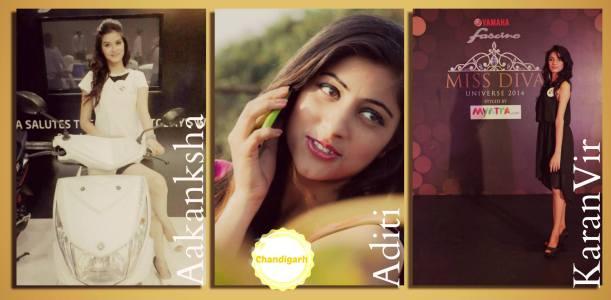 Aakanksha Sareen, Aditi Sharma ,Karanvir Kaur