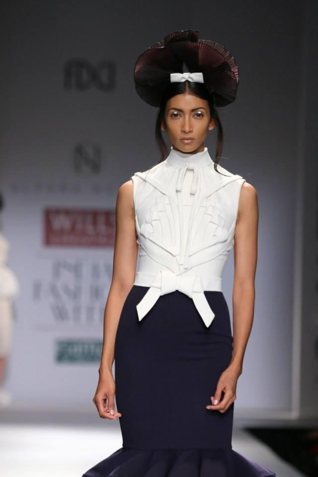 WIFW SS15 ~ Alpana Neeraj