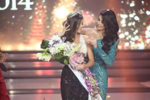 Sally Greige~Miss Lebanon 2014