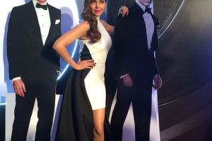 Esha Gupta in Gauri & Nainika
