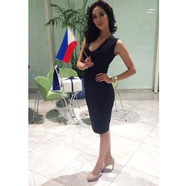 Miss International 2013 ~ BEa Santiago