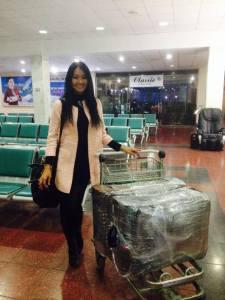 Miss Mongolia ~Bayartsetseg Altangerel