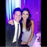 Nia Sanchez & Daniel Booko