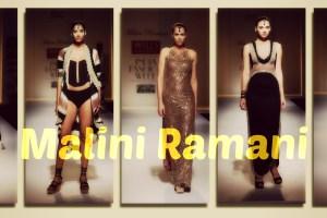 WIFW SS 15 Day 2 - Malini Ramani