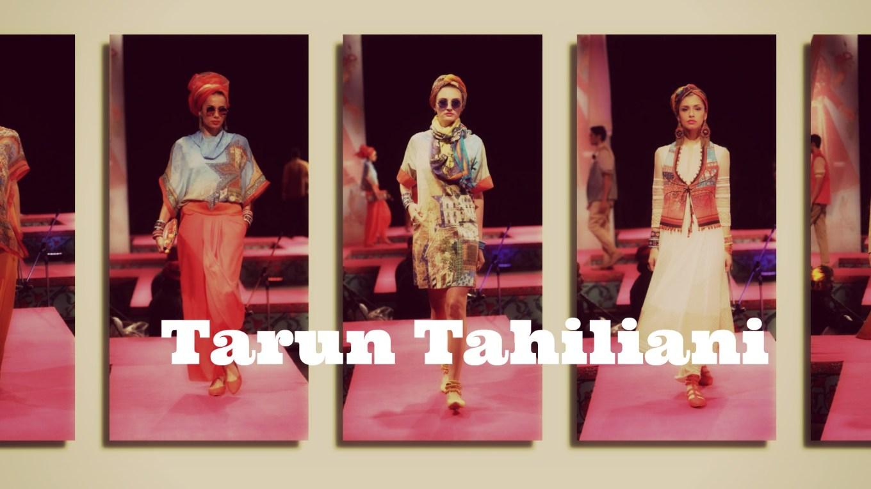WIFW SS 15 Day 1 - Tarun Tahiliani