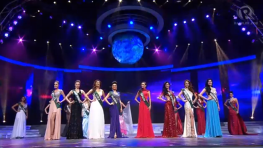 Top 8 in Evening Gowns