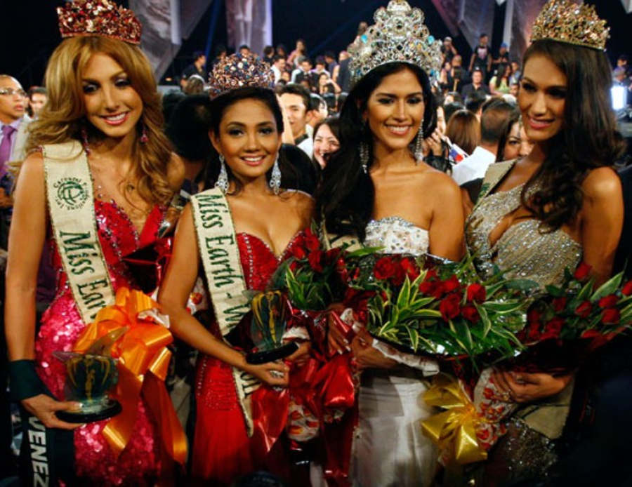 Miss Earth: A Clueless Pageant???