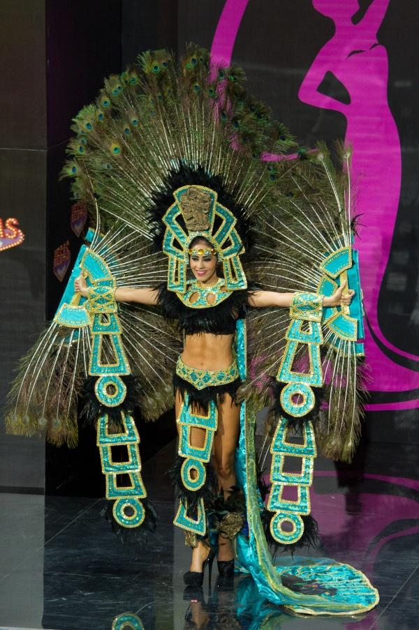 Miss Universe Honduras 2013, Diana Mendoza