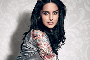Koyal Rana ~Miss World India 2014 Photo Credit @Femina Facebook Page.