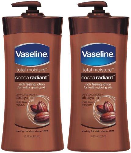 Bigger Packs of Vaseline Cocoa Glow